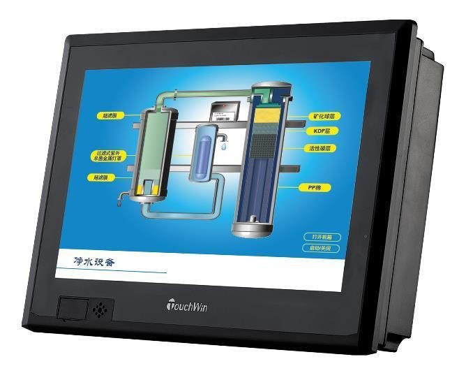 "XINJE TGA62-ET 10"" Widescreen HMI Touch Panel with Ethernet"