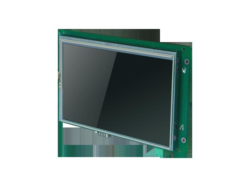 "Kinco 7"" Widescreen HMI-Touchpanel MT4070ER Openframe"