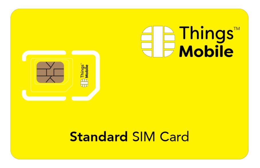 Things Mobile IoT SIM-Karte