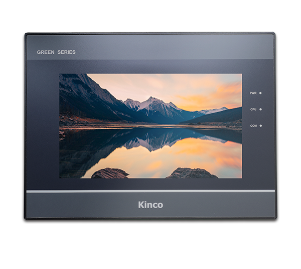 "Kinco G100E 10"" Green Series Widescreen HMI-Touchpanel"