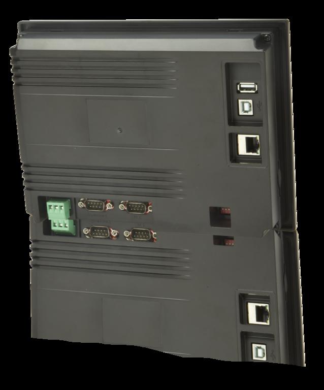 "XINJE TGA62-ET 10"" Widescreen HMI-Touchpanel mit Ethernet"