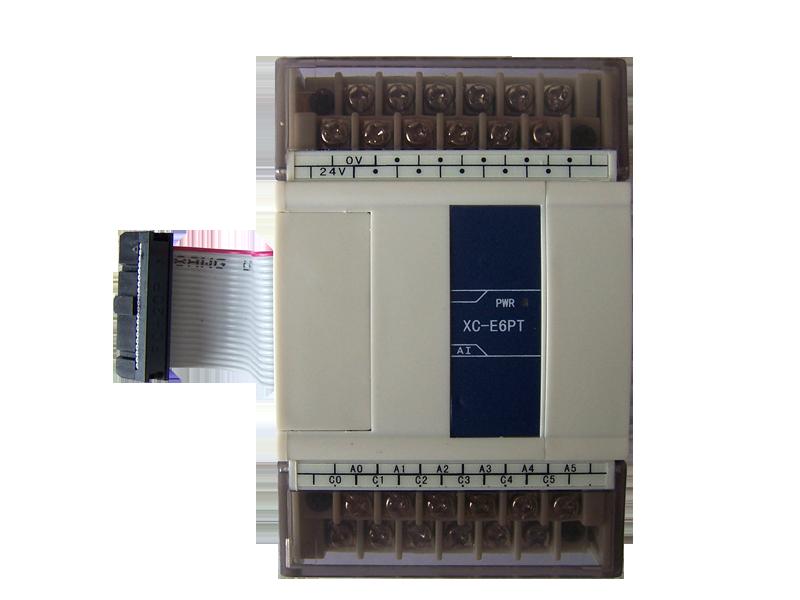 Temperatureingangserweiterung für THINGET XC SPS in verschiedenen Konfigurationen
