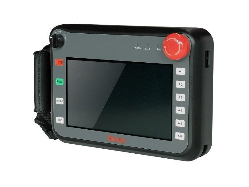 """Kinco 7"""" Widescreen HMI-Touchpanel SZ7S - handgeführt oder Tragarm mit RS-485 - 5 m / 10 m Kabel"""