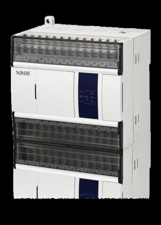 Xinje XD3 PLC with 32 I/O (expandable)