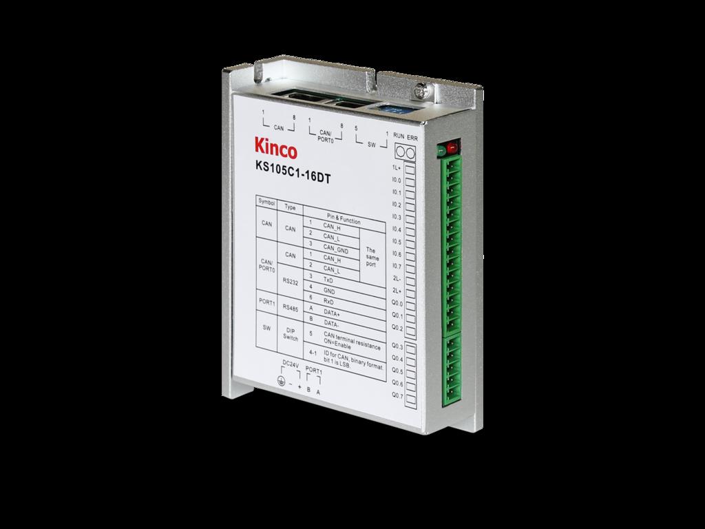 Kinco SPS KS105C1-16DT - 16 E/A (mit CANopen, nicht erweiterbar)