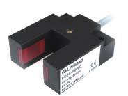Light barrier Lanbao - forked light barrier - switching distance 15 mm