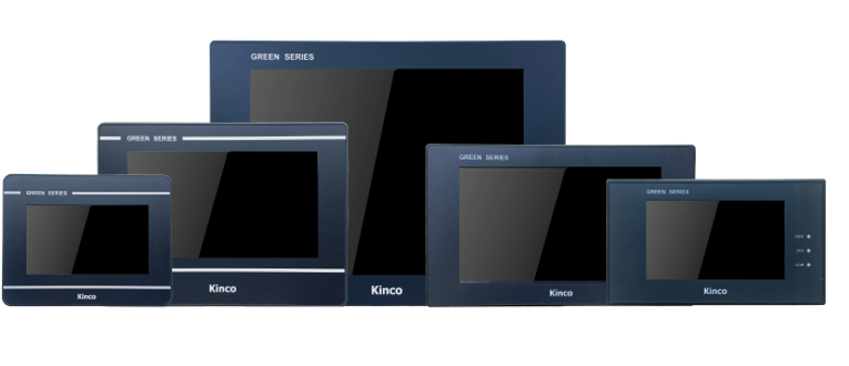 """Kinco GH070E 7"""" Green Series Widescreen HMI-Touchpanel"""