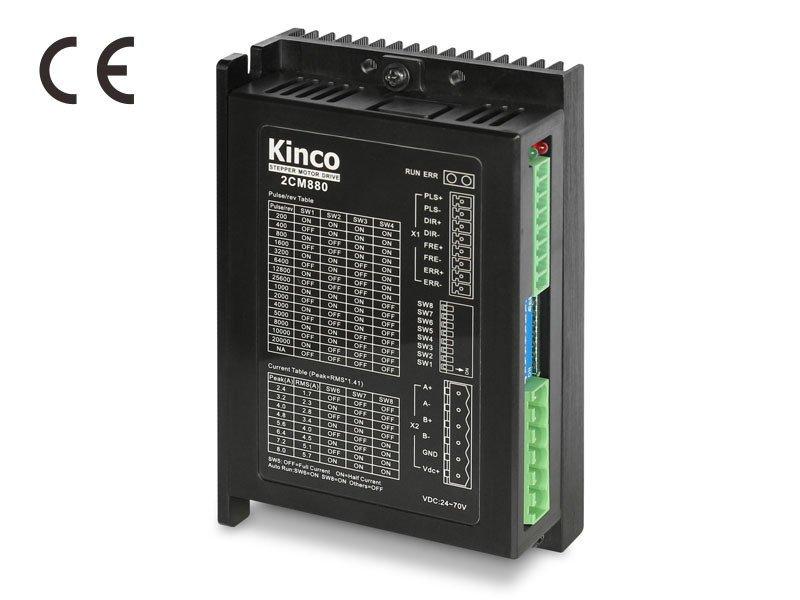Kinco Stepper Motor Amplifier 2CM880