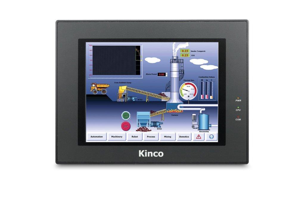"Kinco 10,4"" HMI-Touchpanel MT4513TE mit Ethernet"