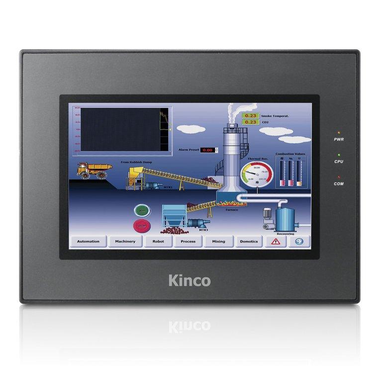 "Kinco 10"" Widescreen HMI-Touchpanel MT4512TE mit Ethernet"