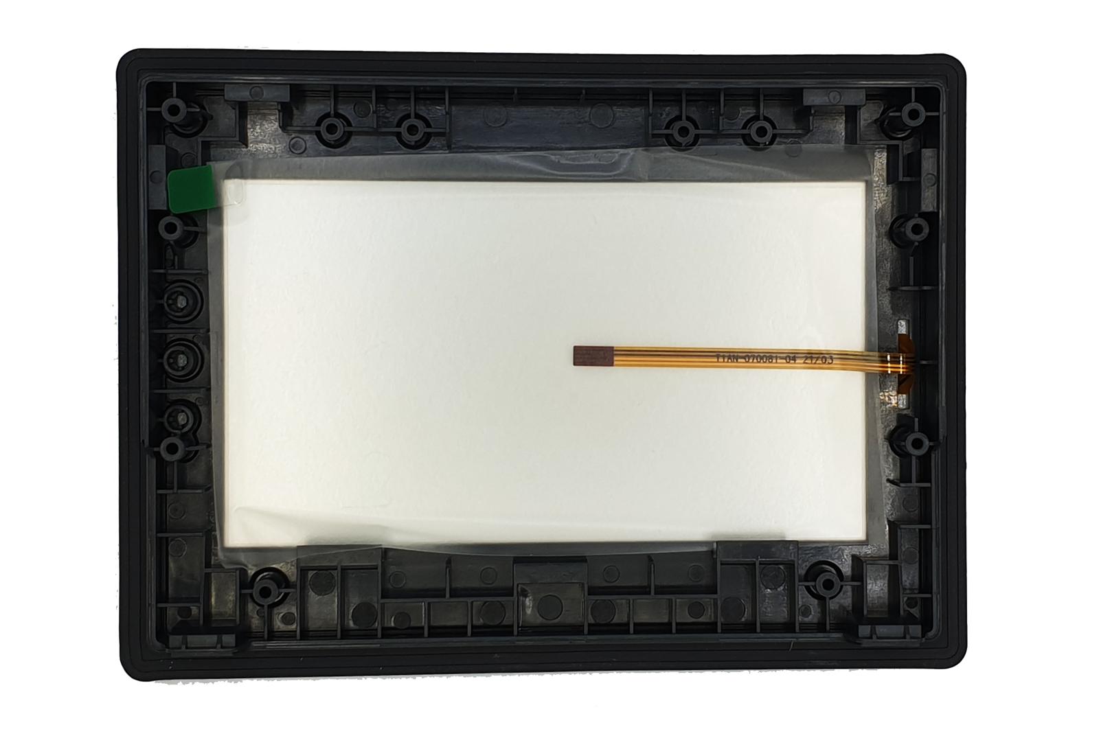 Ersatzfront mit Toucheinheit für Kinco GL070E