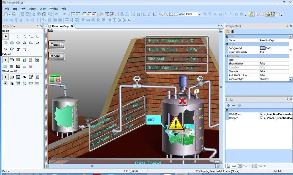 KingScada - Windows-based Scada software