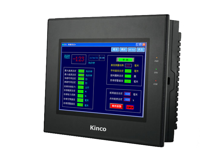 "Kinco 10"" Widescreen HMI-Touchpanel MT4522TE mit Ethernet"
