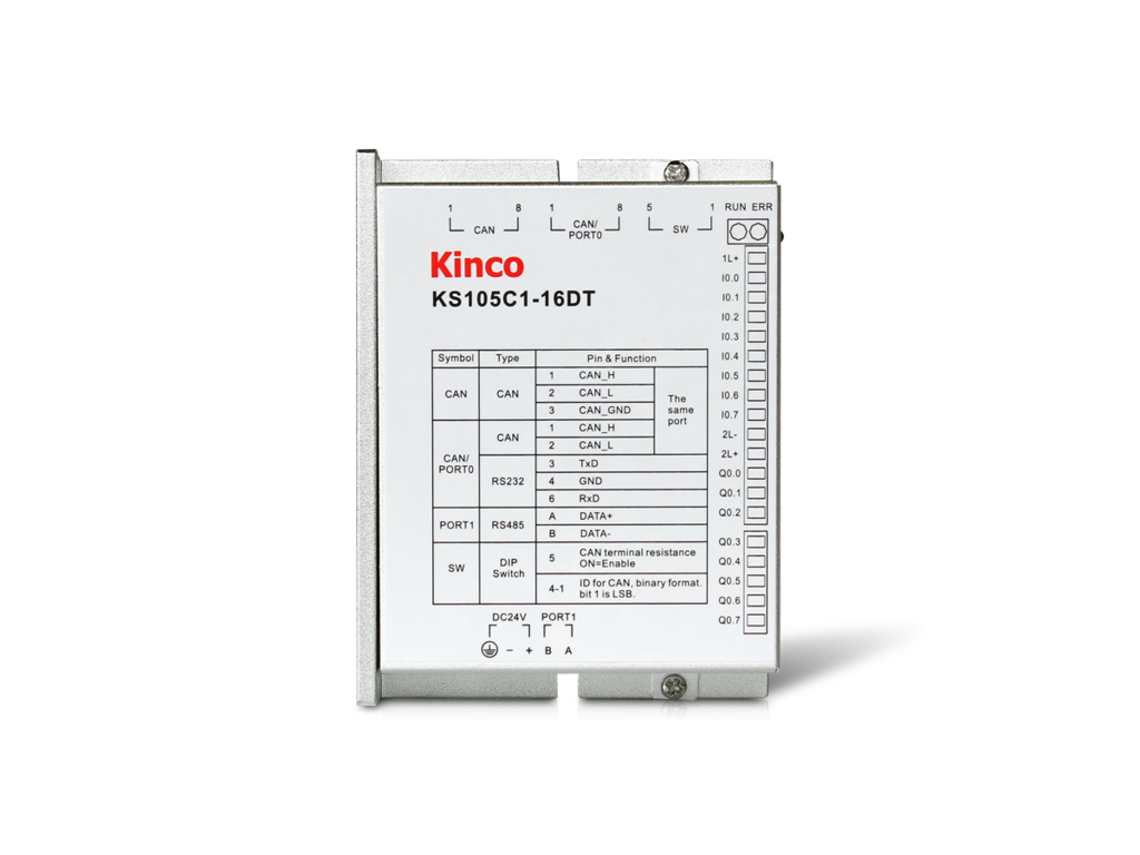 Kinco KS122-12XR Digitalausgangserweiterung für KS105 SPS