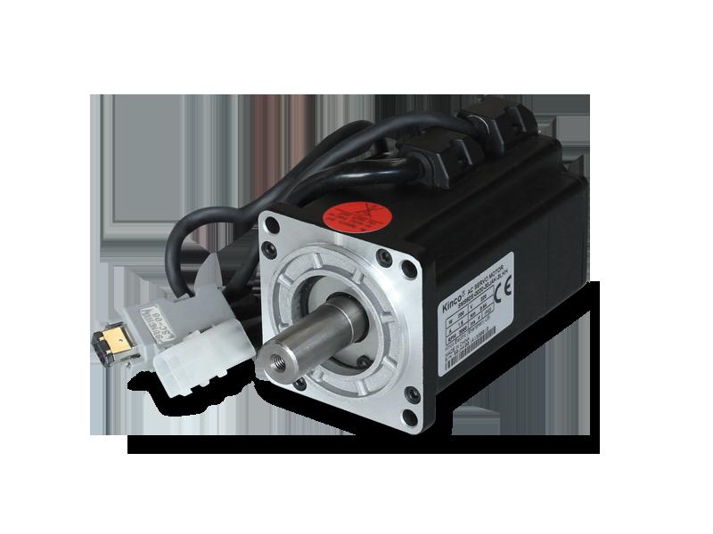 Kinco Servomotor SMS60S-0040-30KBK-3LKU - 400 W (mit Bremseinheit und 16 Bit Multi-Turn-Encoder)