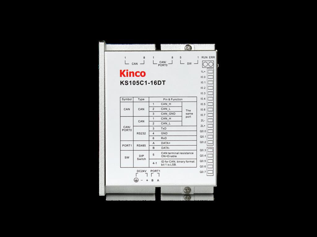 Kinco KS123-14DR digital extension for KS105 PLC