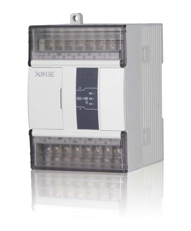 Xinje XD3 PLC with 16 I/O (expandable)