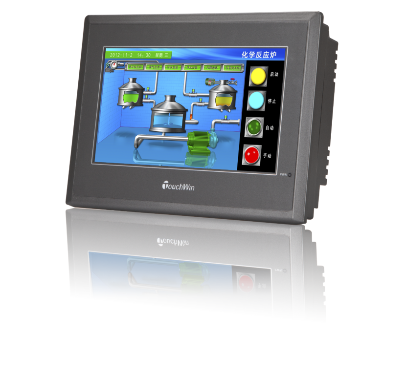 "XINJE TG765-ET 7"" Widescreen HMI-Touchpanel mit Ethernet"