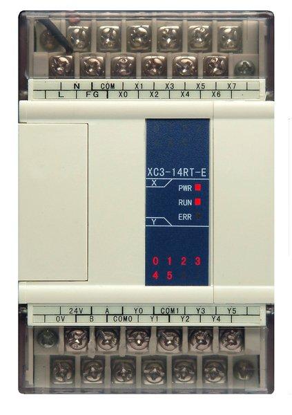 Xinje XC3 SPS mit 14 E/A (nicht erweiterbar)
