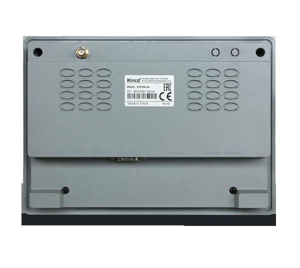 "Kinco GT070HE-4G 7"" IoT Series Widescreen HMI-Touchpanel mit Ethernet und 4G-Modem"