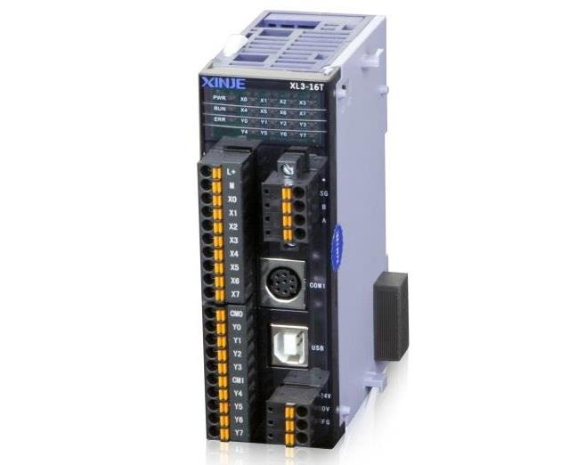Xinje XL3 PLC with 16 I/O (expandable)