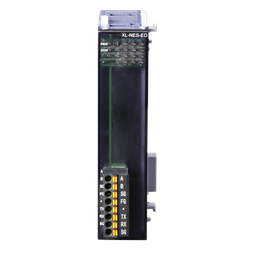 Communication extension for Xinje XL PLC (serial RS-232/RS-485)