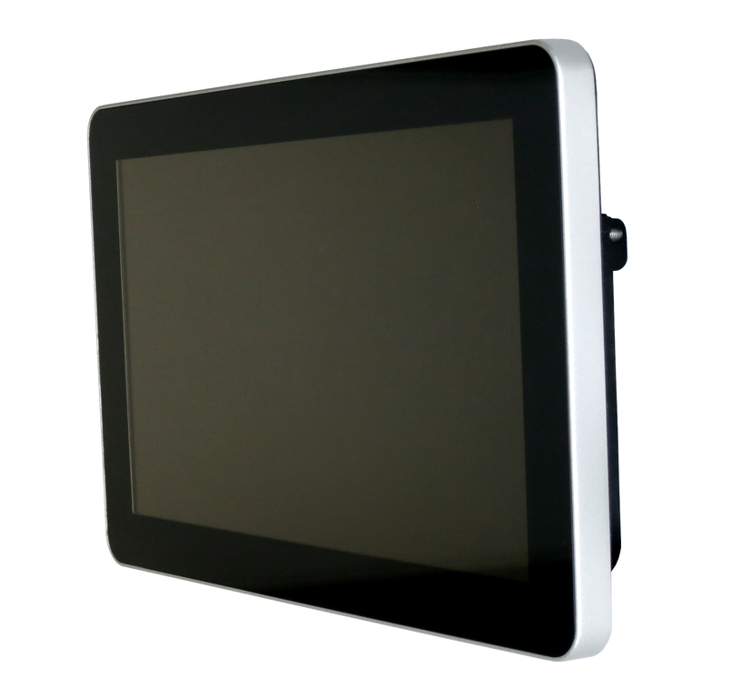 Industrie-PC 10'' Display Multitouch von Winmate - W10IB3S-PCH1