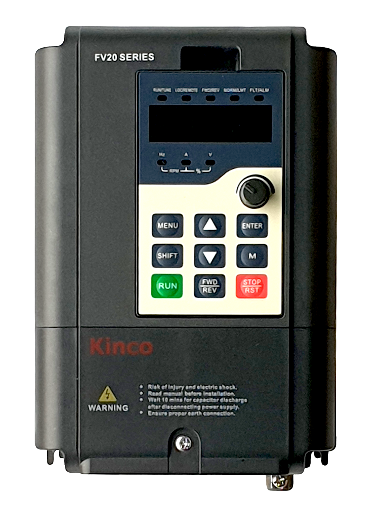 Kinco Frequenzumrichter FV20-4T-0015G (1,5 kW) dreiphasig 400 VAC