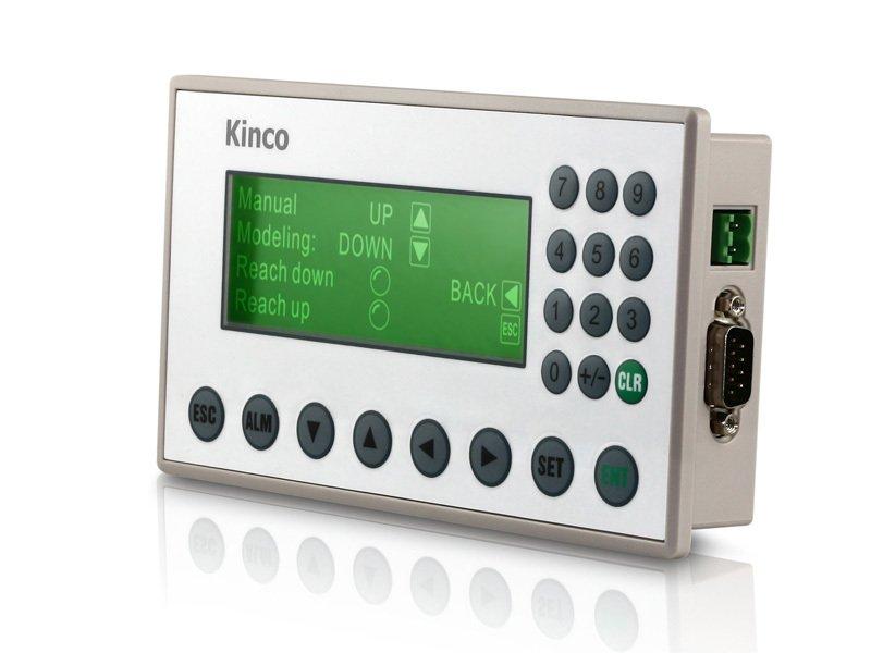 Kinco Textdisplay MD224L für verschiedene SPS