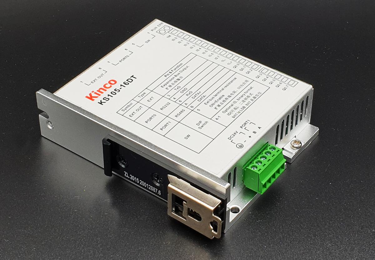 Kinco PLC KS105-16DT - 16 I/O (expandable)