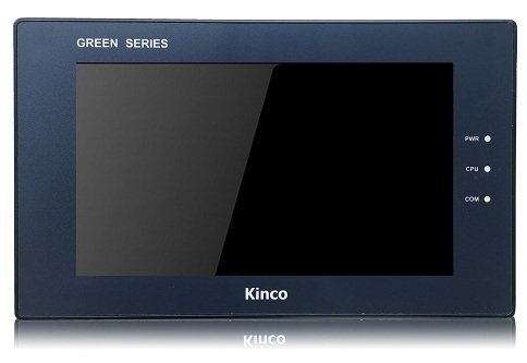 "Kinco GH070E 7"" Green Series Widescreen HMI-Touchpanel"