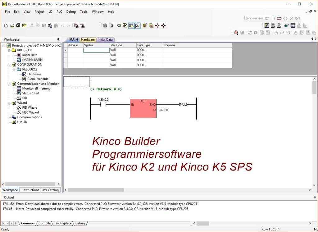 Kinco KS133-06IV Analogerweiteterung für KS105 SPS