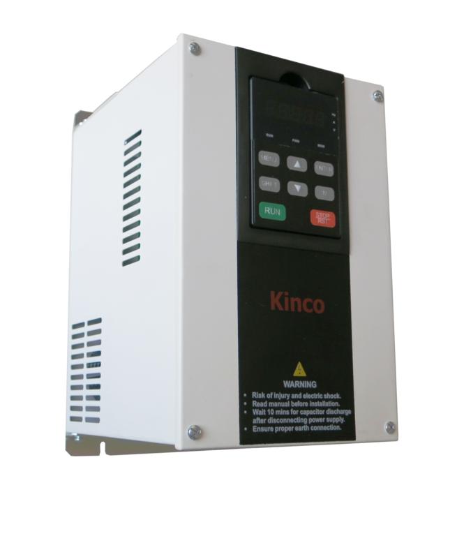 Kinco Frequenzumrichter FV100-4T (5,5 kW - 7,5 kW) dreiphasig