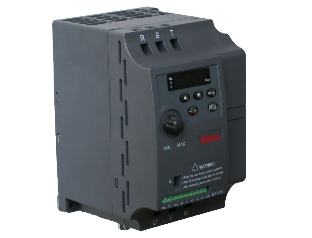 compact Kinco frequency converter CV20-4T-0007G (0.75 kW) three-phase 380 VAC