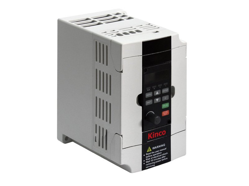 compact Kinco frequency converter CV100-4T (0.75 - 2.2 kW) three-phase